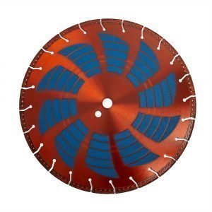 ductile iron saw blade