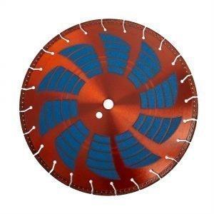 ductile iron saw blade