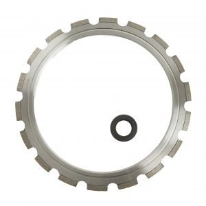 ring blade with roller